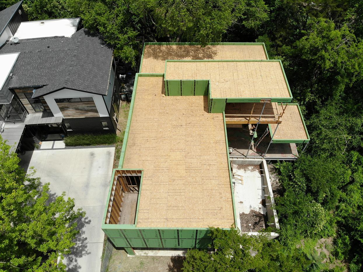 luxury tree house project