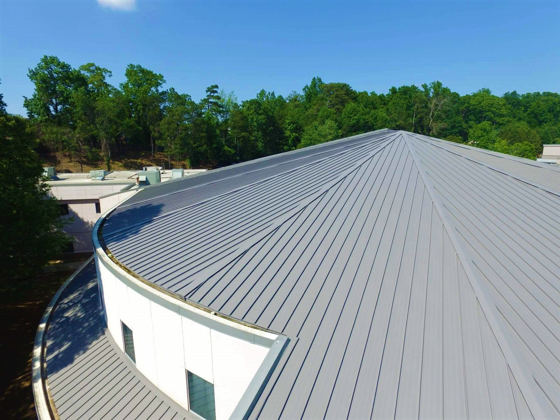 We offer roofing services for every commercial and residential roofing need! Whether you're looking for PVC roofing, TPO membranes or metal roofs we are here for you. Our unbeatable roof services are known for its quality and perfection! Call us now (903) 225-8383.